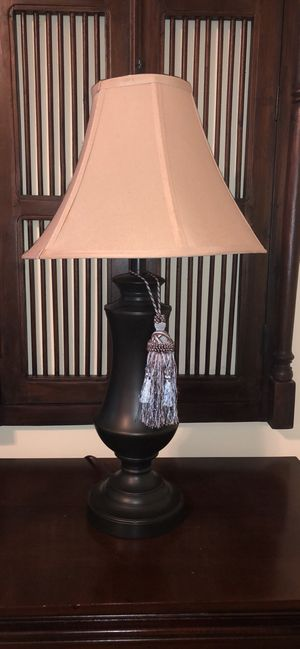 SET OF 2 LAMPS!!! for Sale in Edmond, OK