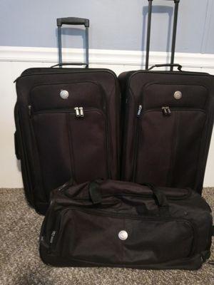 Travel Club 3 piece Luggage NEW for Sale in Wichita, KS