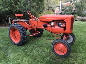 Allis Chalmer Mobel B tractor 1939 for Sale in Tacoma, WA