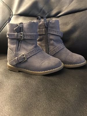 Toddler size 6 old navy boots for Sale in Elgin, IL