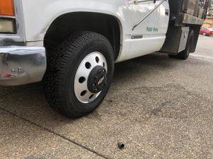 Msr aluminum wheels Chevy for Sale in Auburn, WA