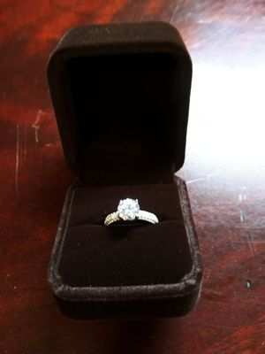 Diamonique engagement ring for Sale in Mars Hill, NC