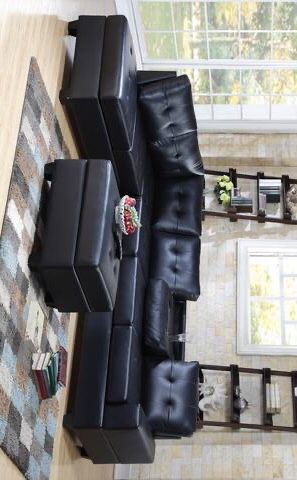 Sectional & ottoman for Sale in Houston, TX