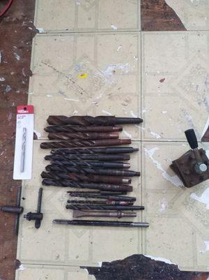 Carbine metal drill bit set for Sale in Shreveport, LA