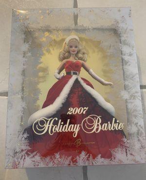 2007 Holiday Barbie for Sale in Port Charlotte, FL