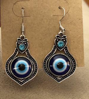 New Evil Eye Earrings for Sale in Parkville, MD