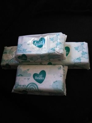 Pampers Wipes for Sale in Sacramento, CA