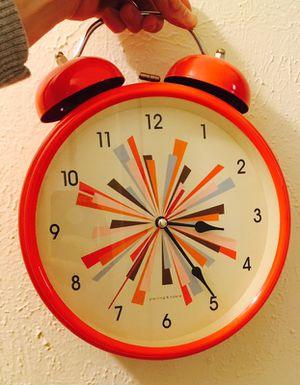 Retro Clock with Alarm for Sale in Austin, TX
