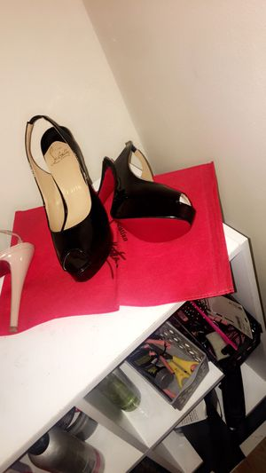 Christian Louboutin Red Bottom Heels for Sale in Milwaukee, WI