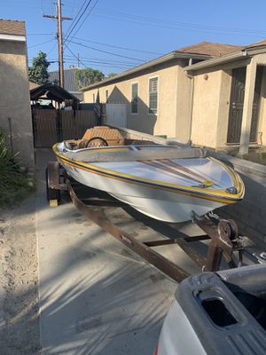 1981 speed boat for Sale in Downey, CA