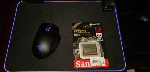 Sandisk extreme 128gb 120mb Cf card