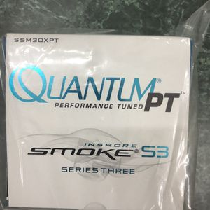 Quantum Smoke PT 30 Spinning Fishing Reel Brand New In Box for Sale in Tampa, FL