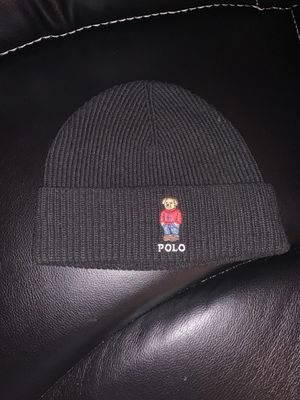 Polo teddy bear beanie for Sale in Fort Washington, MD