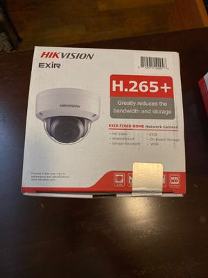 Hikvision Indoor/Outdoor IP Dome Camera for Sale in Queens, NY