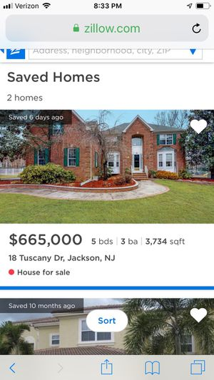 Gorgeous home for sale in Jackson NJ-must see 3500 sf for Sale in Jackson, NJ