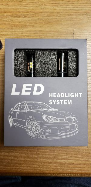 Super Bright H7 LED Headlights for Sale in Bowie, MD
