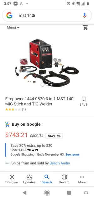 firepower 3in1 welder for Sale in Hazelwood, MO