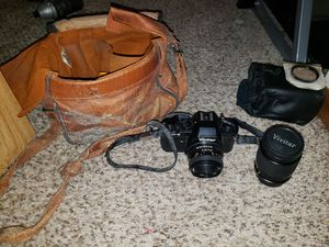 Antique Vivitar camera for Sale in Davenport, IA