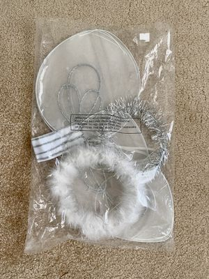 (Child Size) Angel Wings & Halo Costume Pieces for Sale in MONTE VISTA, CA