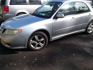 2005 SAAB 9-2X. SUBARU IMPREZA for Sale in McKnight, PA