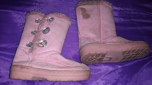 Toddler Pink girl boots size: L (9/10) for Sale in Buckeye, AZ