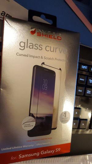 Screen protector For Samsung Galaxy s9 for Sale in Los Angeles, CA