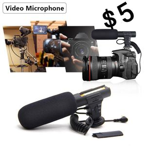 Video Microphone,Photography Interview MIC Microphone Camera universal (3.5mm Interface for Sale in Los Angeles, CA