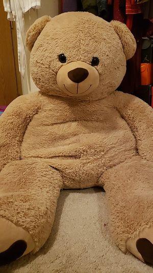 Huge Teddy Bear for Sale in Seattle, WA
