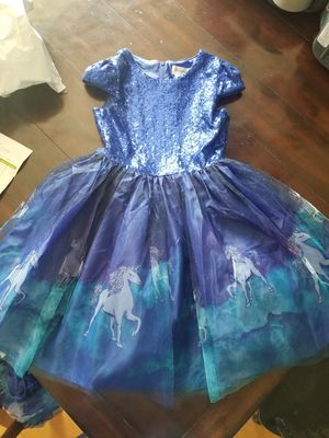 Little Angels Unicorn Sequin Dress from Nordstrom & Chasing Fireflies, Size 10, Never Worn! for Sale in Homestead, FL