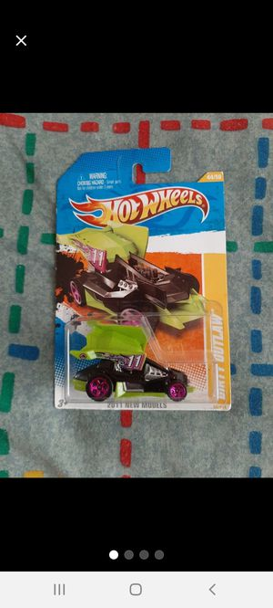 "Hot Wheels '11 ""Broke"" Dirty Outlaw ●□● for Sale in Williamsport, PA"