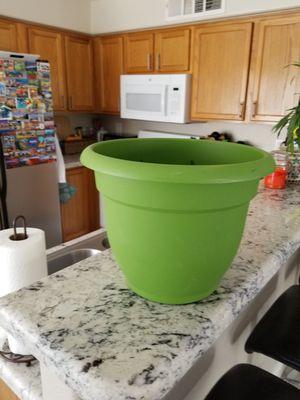 """Flower pot 12"""" $5 for Sale in Henderson, NV"""