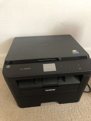 Brother Printer and TN660 High Yield Toner for Sale in Los Angeles, CA