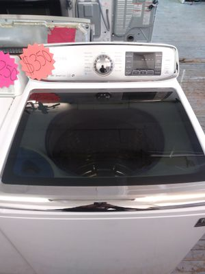 SAMSUNG TOPLOAD WASHING MACHINE V & C USED APPLIANCES 17827 EUCLID AVE for Sale in Philadelphia, PA