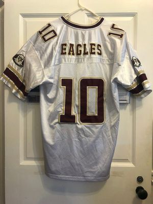 White Boston College Eagles Colosseum Athletics Jersey Mens Size X-Large for Sale in Philadelphia, PA