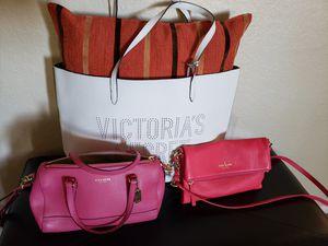 Victoria secret $25, coach $50, Kate spade $40 for Sale in Phoenix, AZ
