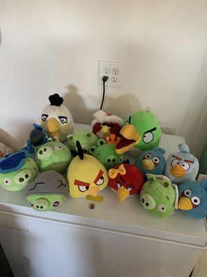 Angry birds for Sale in Bonita, CA