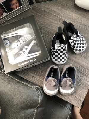 Baby boy shoes crib for Sale in Nashville, TN