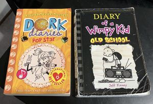 Dork and Wimpy Diaries for Sale in Kirkland, WA