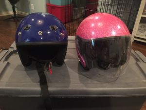 Kids helmets for Sale in Nederland, TX