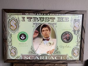 Scarface frames 3ft by 2ft for Sale in Los Angeles, CA