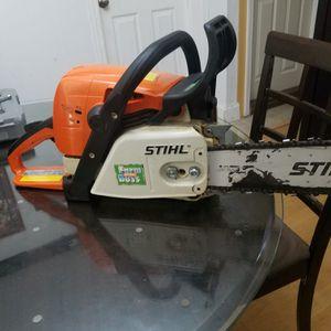 Chainsaw Stihl ms290 farm boss for Sale in Orlando, FL