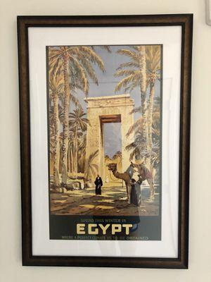 New Framed Egyptian Art for Sale in Kansas City, MO