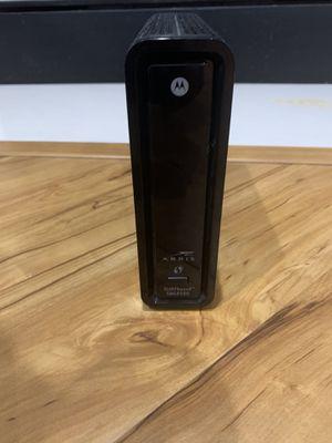 Motorola Router for Sale in Schaumburg, IL
