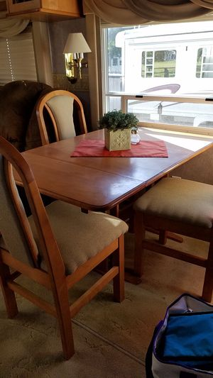 Dining table W/4 chairs for Sale in Grove, OK