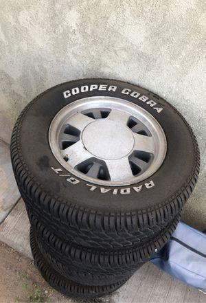 OBS 15's COOPER COBRA's for Sale in Moreno Valley, CA