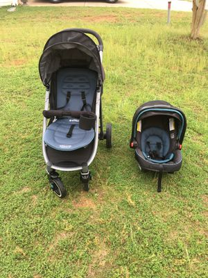 Graco stroller + car seat for Sale in Anderson, SC