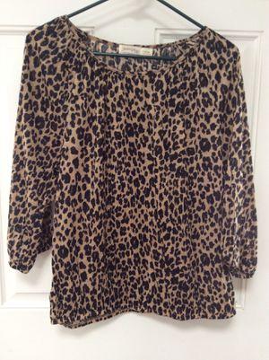SALE! Leopard women shirt, clothing for Sale in Marshfield, MA