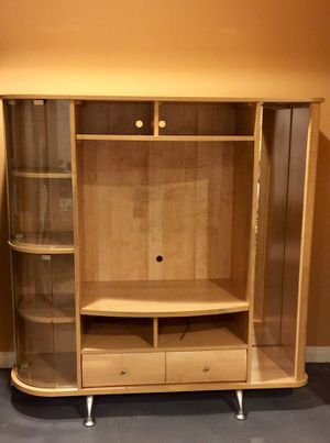 TV Display Cabinet for Sale in Lake Elsinore, CA