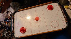 KIDS AIR HOCKEY MINI TABLE GAME for Sale in Las Vegas, NV