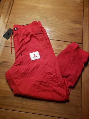 JORDAN WINGS OF FLIGHT WINDBREAKER JOGGER PANTS MENS...SZ SM...MED...XL...BNWT for Sale in Bakersfield, CA